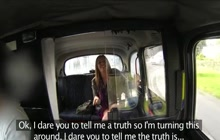 Big tit Yuffie Yulan takes it in the car